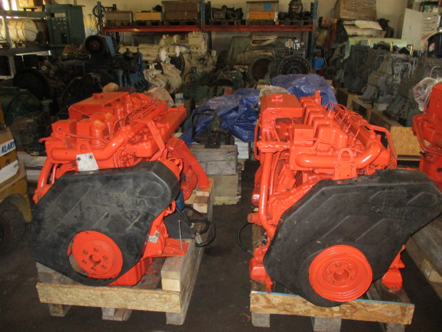 Used engines and parts: SCANIA marine engine for sale